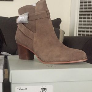 Brand New Sole Society Booties
